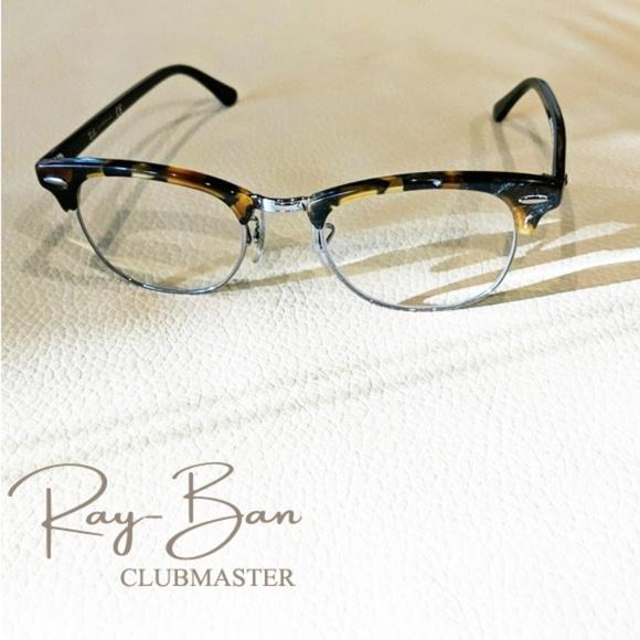 Ray-Ban Accessories | Rayban Clubmaster Prescription Glasses Frames ...